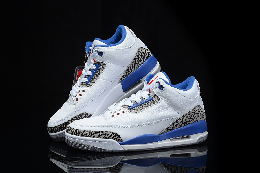 "The Air Jordan 3 Retro ""True Blue"" Is Returning in 2016"