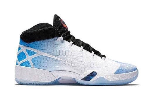 """Air Jordan XXX """"University Blue"""""""