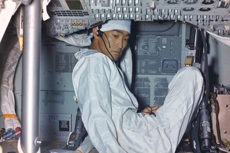 Scientists Have Discovered Space Graffiti Inside Apollo 11