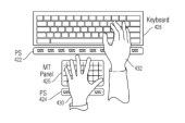Apple Patents Hover-Sensing Multi-Touch
