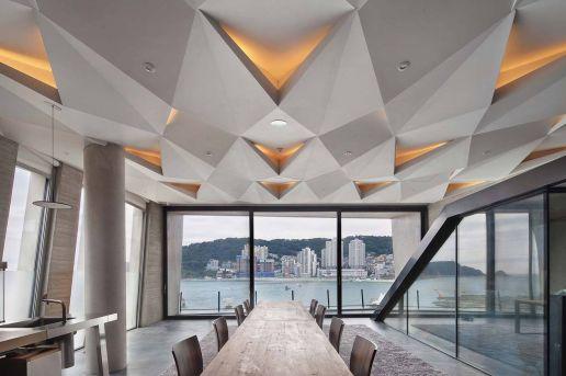 architect-K's Monolithic Busan Residence Mimics a Small City