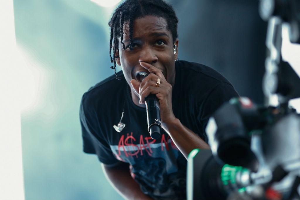 A$AP Rocky Announces Wavy Wednesdays