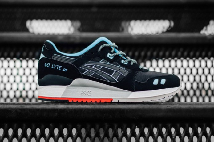 This ASICS GEL-Lyte III Gives a Nod to 'Back to the Future'
