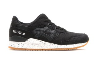 ASICS Drops Canvas GEL-Lyte IIIs for Spring