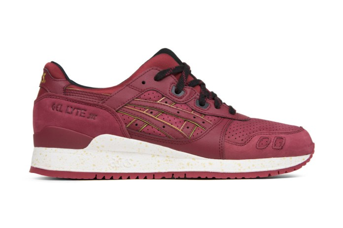 ASICS Celebrates the Year of the Fire Monkey