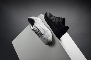 ASICS Introduces Seamless, Monochromatic GEL-Lyte IIIs