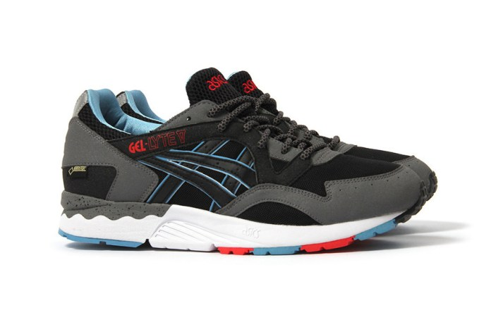 "ASICS Unveils a GORE-TEX-Clad GEL-Lyte V ""Ice"""
