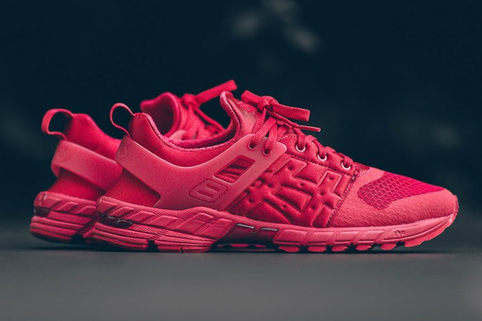 ASICS Launches Undeniably Familiar GT-DS Silhouette