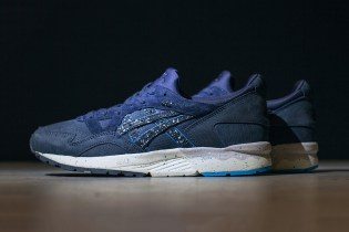 "ASICS Tiger Presents GEL-Lyte V ""Indian Ink"""