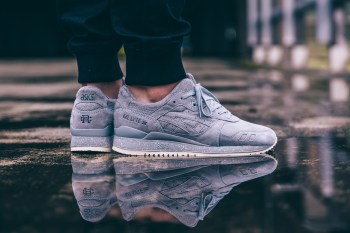 A Closer Look at the ASICS Tiger x Reigning Champ GEL-Lyte III Collaboration