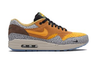 atmos & Nike Are Bringing Back One of the Most Coveted Air Max 1s of All Time
