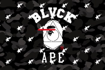 BAPE x Black Scale Capsule Collection