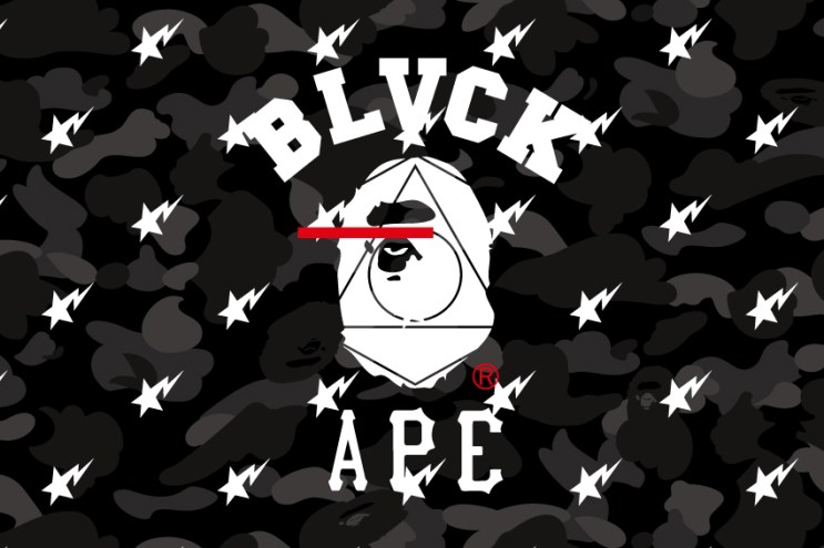 BAPE x Black Scale Capsule Collection