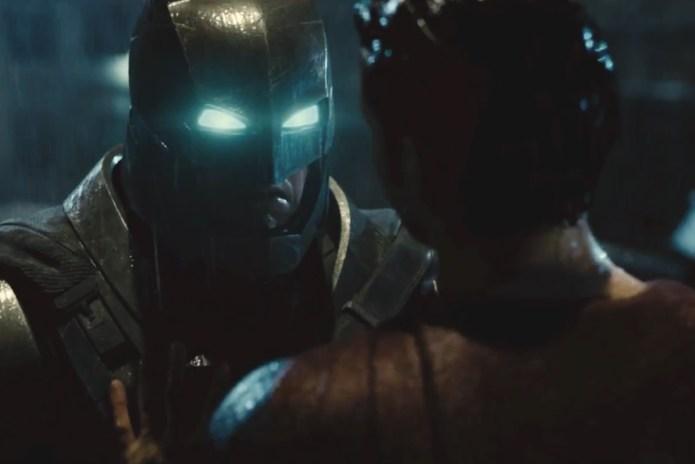 'Batman v Superman: Dawn of Justice' Gets One Final Trailer