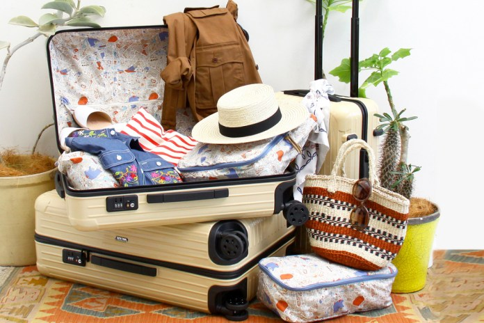 BEAUTY&YOUTH UNITED ARROWS x Rimowa Collabo Is Quintessentially British