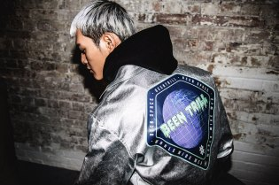 """Been Trill Pairs up With Selfridges for a """"Space Pack"""""""