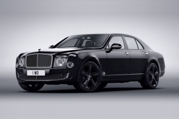 Bentley Introduces the Mulsanne Speed Beluga Edition