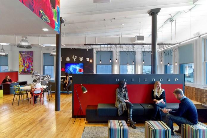 Inside BGB Group's New York City Office