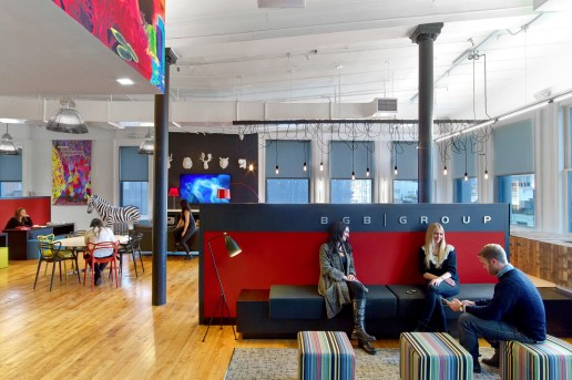Inside BGB Group's New York City Office