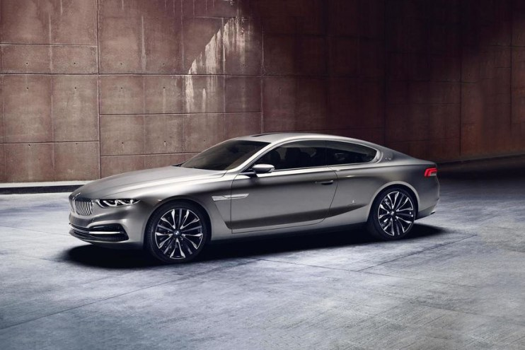 BMW Is Revamping the 8 Series With a New Flagship Coupé for 2020