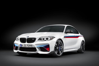 BMW Introduces M Performance Parts for the M2