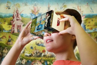 Bosch VR Lets You Visit 'The Garden of Earthly Delights' in Mind-Bending 3D