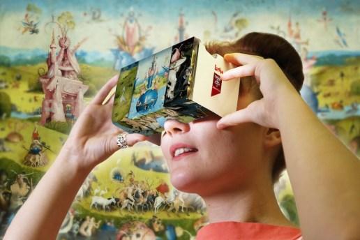 Bosch VR Lets You Visit 'The Garden of Earthly Delights' in Mind-Bending 3D