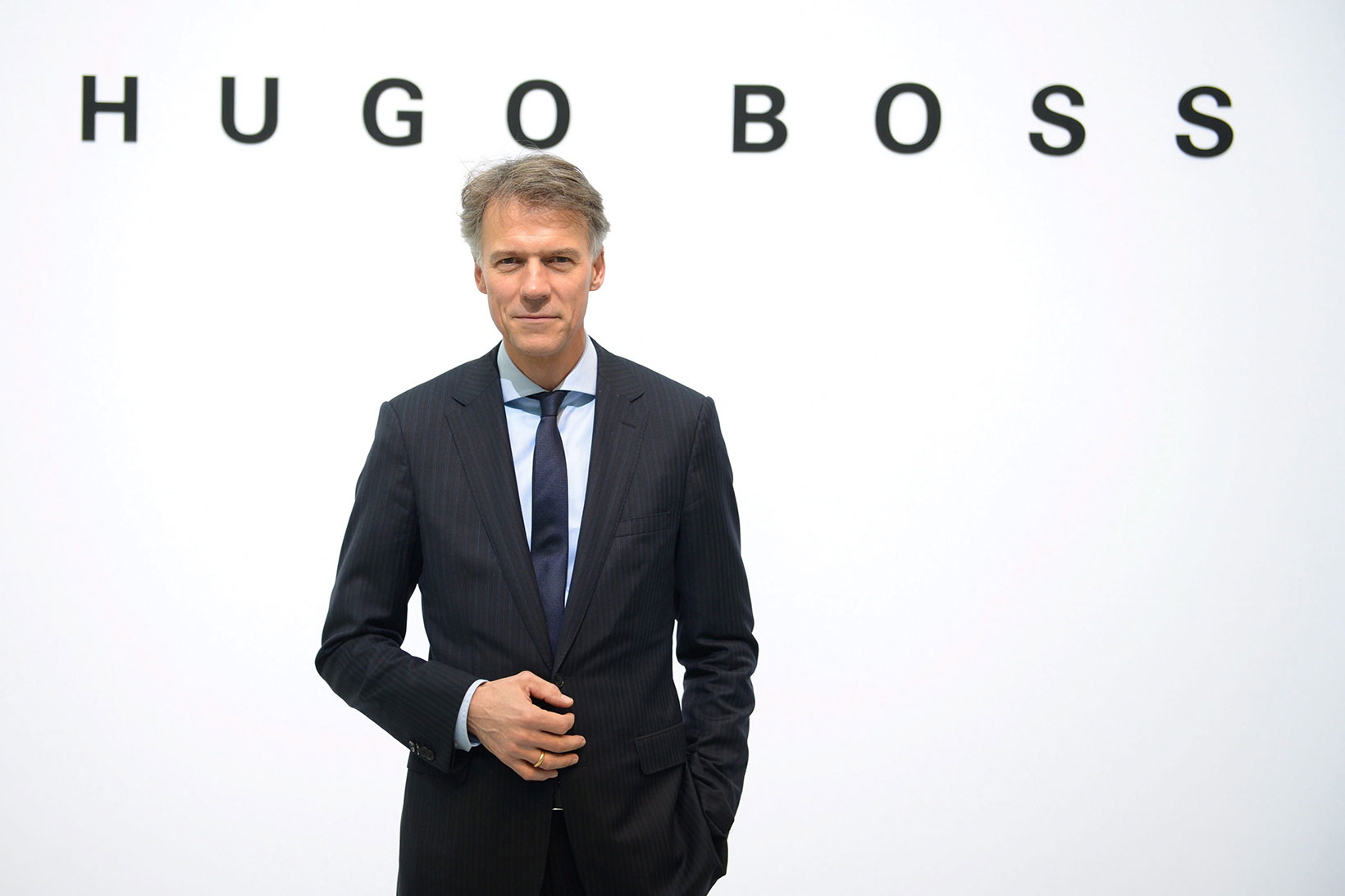 Hugo Boss' CEO Steps Down