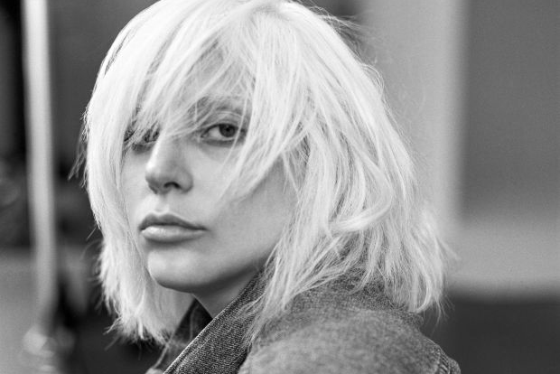Lady Gaga Appears in Bruce Weber's Campaign for Barneys