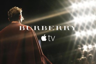 Burberry to Live Stream & Immediately Sell Collection on Apple TV