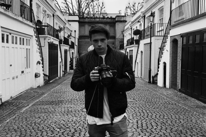 """Photographers Are Mad That Burberry Hired Brooklyn Beckham, Says It's """"Sheer Nepotism"""""""