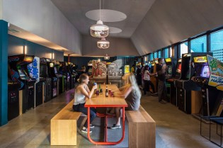 LA's Button Mash Combines a Bar & Restaurant With a Retro Game Arcade