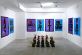 """LAY DOWN AND LET IT BLOW THROUGH YOU"" Exhibition @ Kodama Gallery"