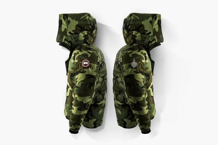 Canada Goose Joins the NBA All-Star Festivities With Limited Edition Parkas