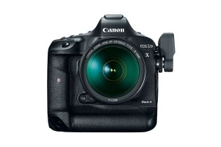 Canon Debuts the EOS-1D X Mark II DSLR Camera