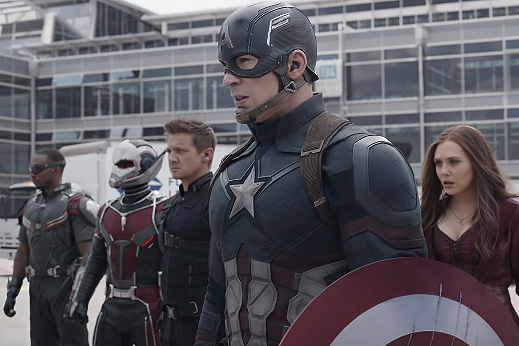 New 'Captain America: Civil War' Trailer Finally Shows Ant-Man