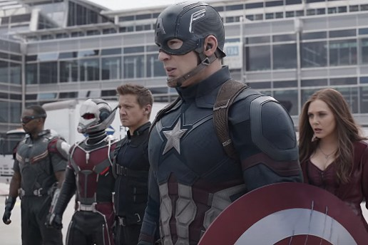 New 'Captain America: Civil War' Trailer Finally Shows Ant-Man