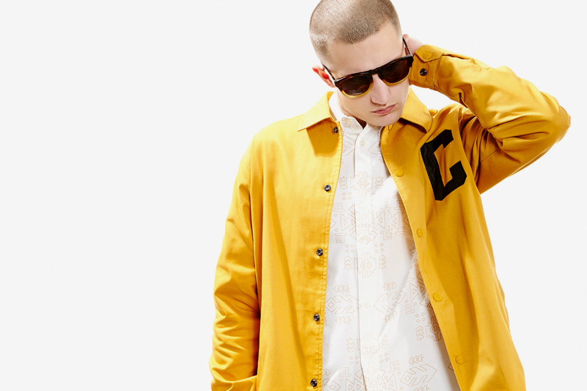 Carhartt WIP's 2016 Spring/Summer Collection Is All About Attitude in the Concrete Jungle
