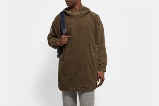 Cav Empt Introduces the Oversized Appliquéd Cotton-Corduroy Parka