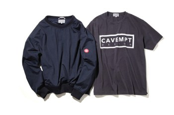 C.E Goes Back to Basics for Its Latest BEAMS T Exclusive Drop