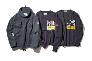 C.E Drops Some Exclusive Gear for BEAUTY&YOUTH UNITED ARROWS