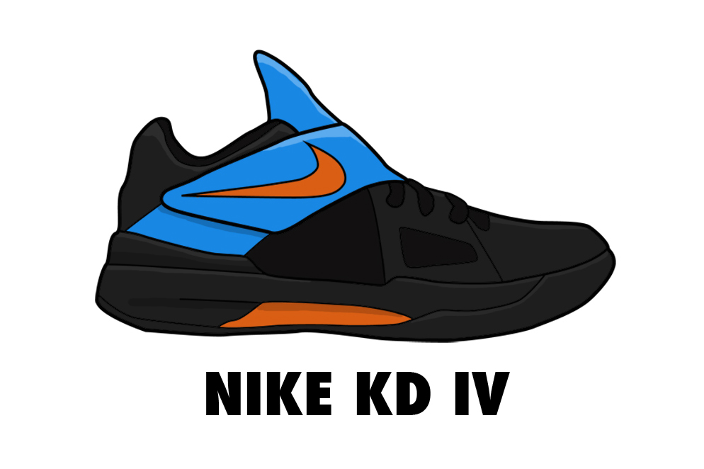 An Illustrated History of the Low-Top Basketball Sneaker