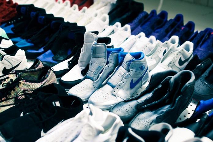 Create Your Own Sneaker at The Shoe Surgeon x Sole Swap's DTLA Pop-Up Shop