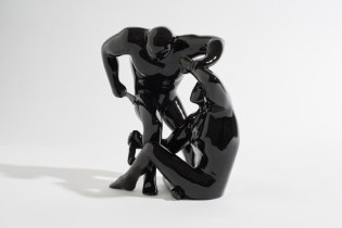 "Cleon Peterson x Case Studyo ""Destroying the Weak"" Black Edition Sculptures"