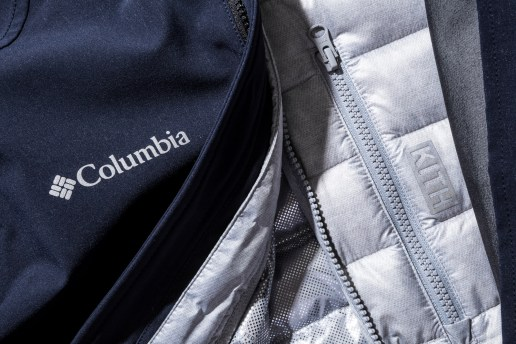 Is Another KITH x Columbia Collaboration on Its Way?