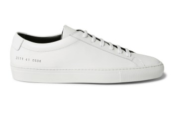 MR PORTER Subtly Tweaks the Common Projects Original Achilles