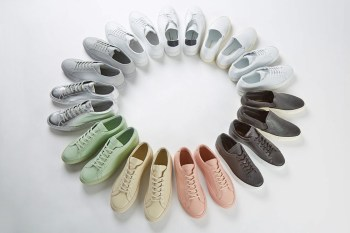 Common Projects Launches Its Women's 2016 Spring/Summer Collection