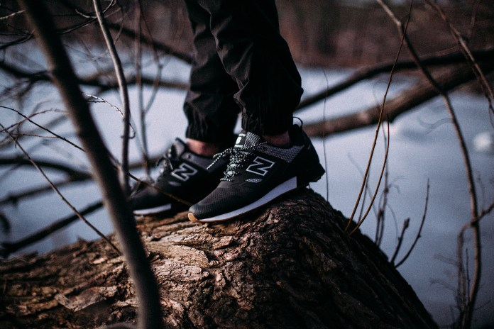 """Concepts & New Balance Celebrate 10 Years of Running With Special """"Reengineered"""" Trail Buster"""