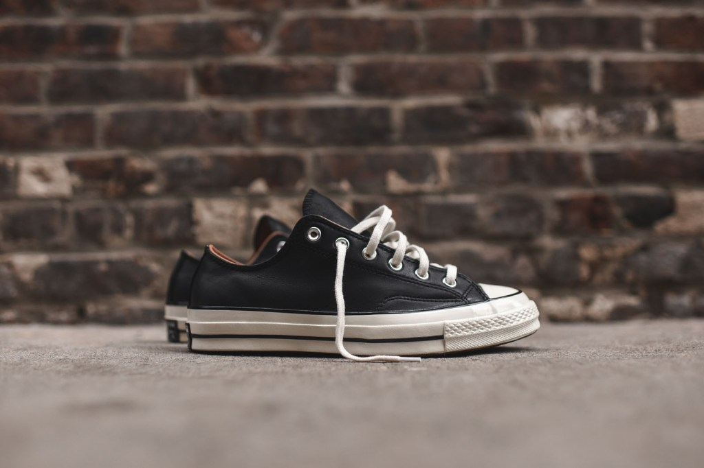 converse chuck taylor all star leather hypebeast. Black Bedroom Furniture Sets. Home Design Ideas