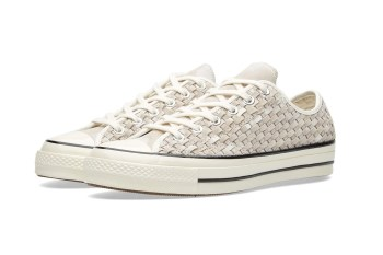 Converse Woven Suede Pack